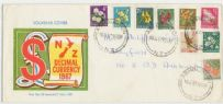 10/07/1967 NZ FDC 1967 Pictorial Definitive to 7c (NFD/1217)